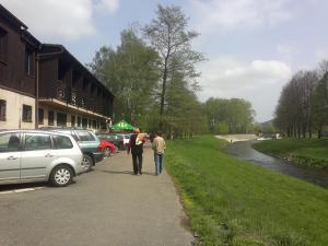 Hotel U Splavu -
