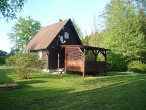 Chaty Vysočina - chata u Počátek
