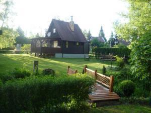 Chaty Vysočina - rodinná dovolená na chatě