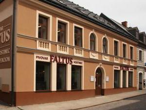 Pivovar a restaurace FALTUS - penzion