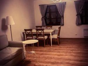 Chalupa Tři studánky - Apartmán 1,obývací část