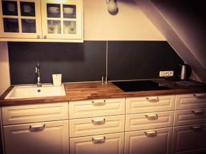 Chalupa Tři studánky - Apartmán 1, kuchyně