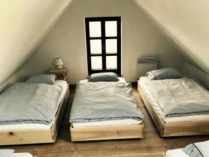 Chalupa Tři studánky - Apartmán 3, ložnice
