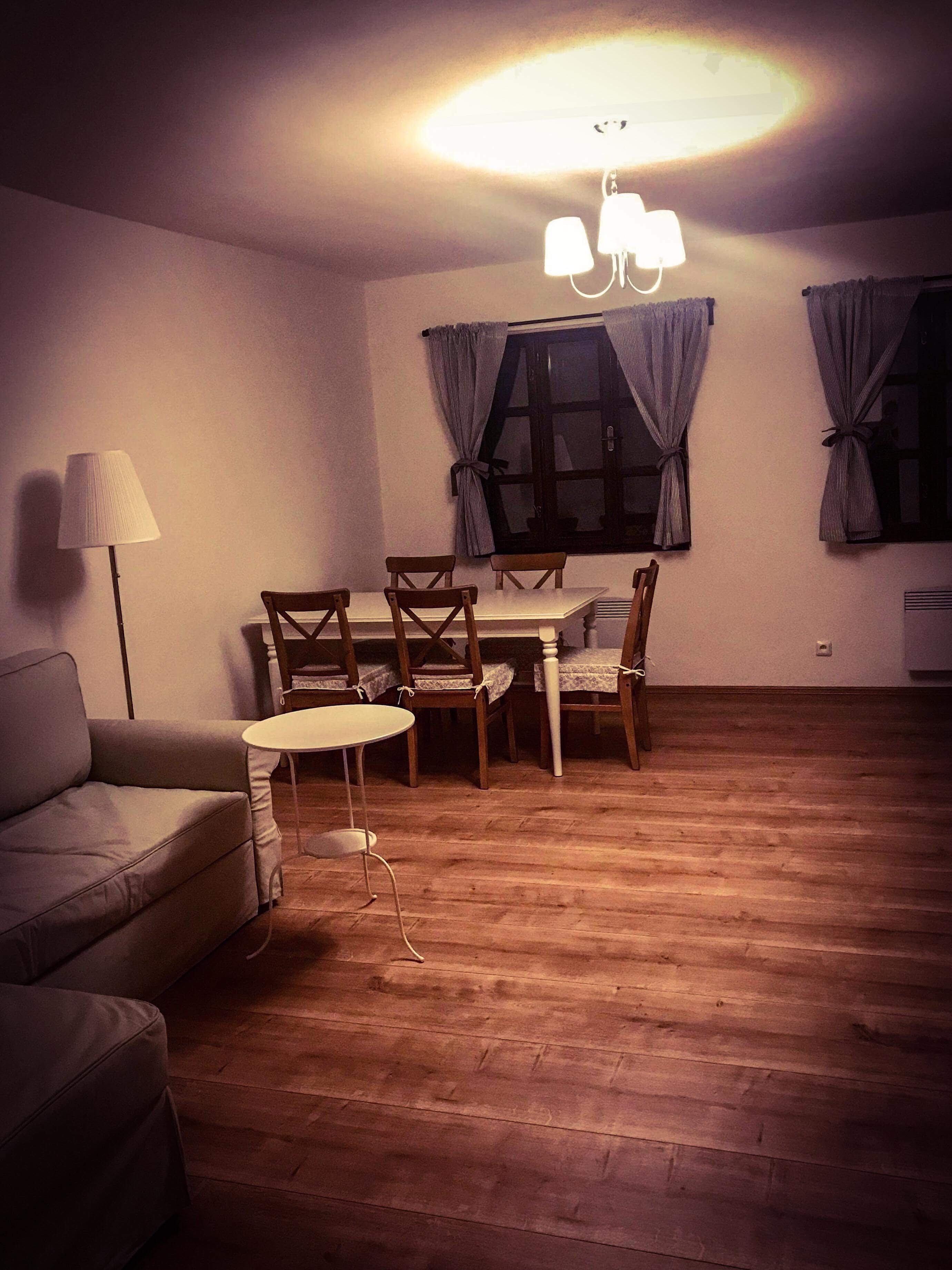 Apartmán 1,obývací část
