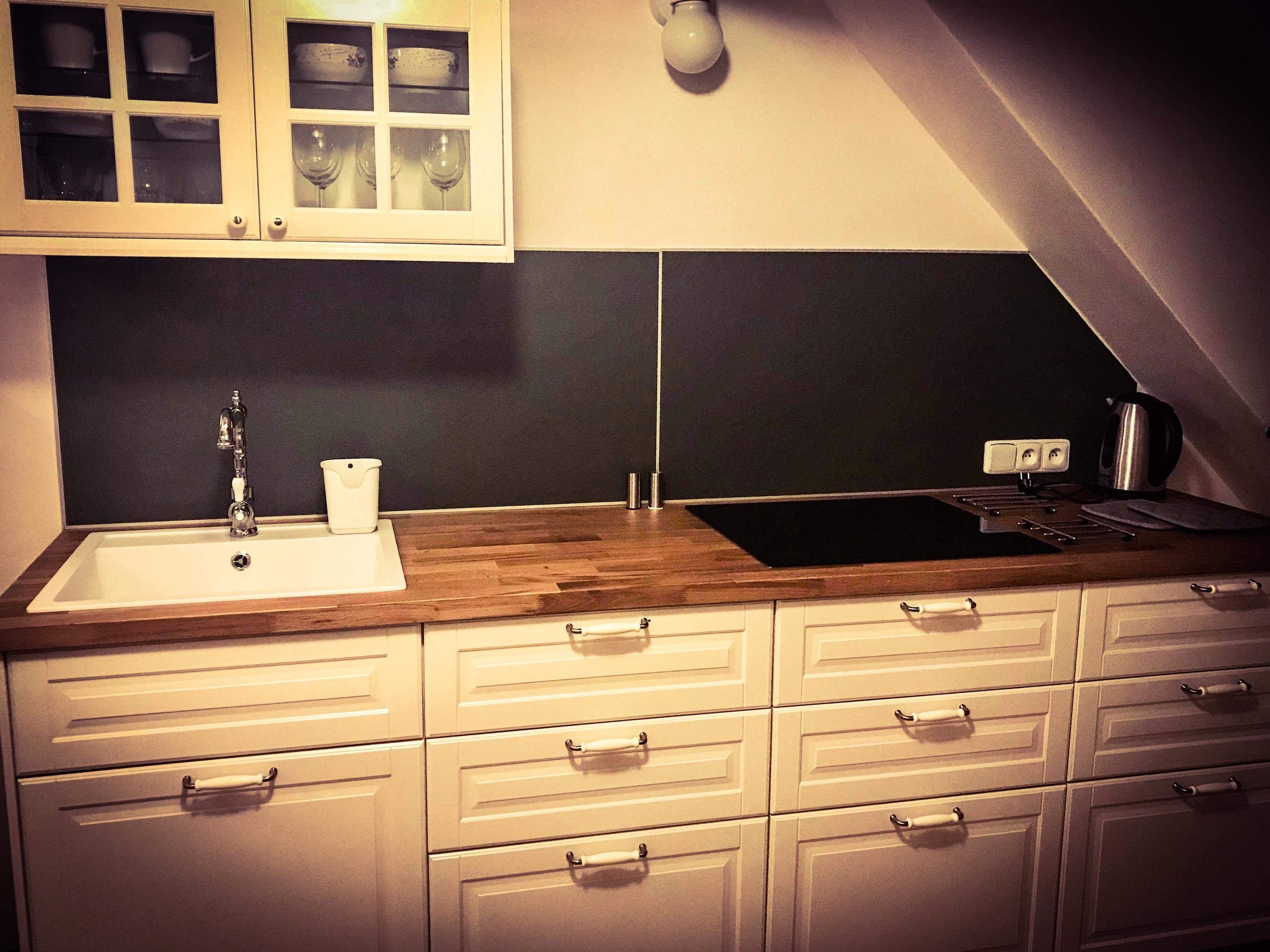 Apartmán 1, kuchyně