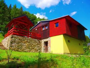 Chata Lanovka - Kouty nad Desnou