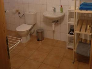 Apartmány Karina a Vicki - Karina koupelna