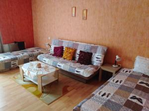 Apartmán Liberecká - Obývací pokoj