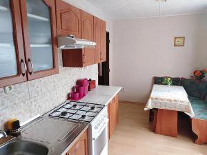 Apartmán Liberecká - Kuchyňka
