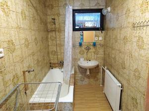 Apartmán Liberecká - Koupelna