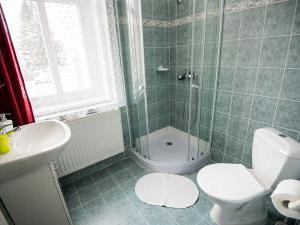 Penzion Růža - koupelna
