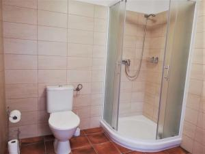 Penzion Růža - koupelna 2.patro