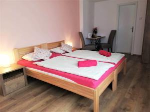 Penzion Růža - pokoj 2.patro