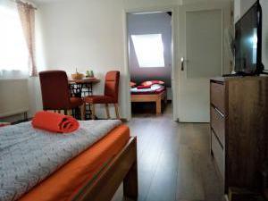 Penzion Růža - Čtyřlůžkový pokoj 2.patro