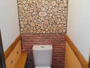 Apartmán Barborka 5. května - Apartmán Barborka 5. května - WC