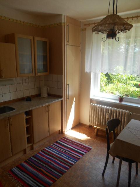 Apartmán Barborka 5. května - kuchyně