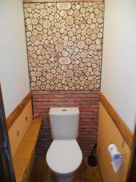 Apartmán Barborka 5. května - WC