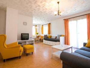 Chalupa Třeboňsko - Obývací pokoj