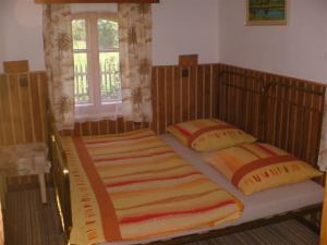 Chalupa u Vyšanských - ložnice 1