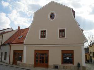 Penzion Telč Hradební