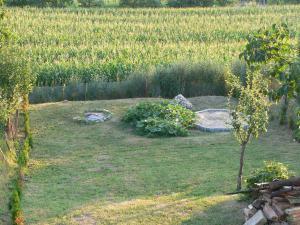 V Zahradech - Zahrady - ubytování na Vrbici se sklípkem