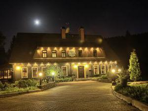 Hotel Perla Jizery *** - Budova hotelu v noci