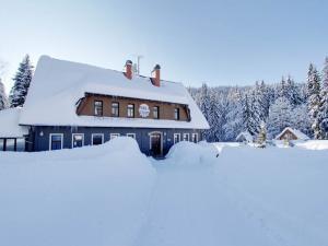 Hotel Perla Jizery *** - Budova hotelu v zimě