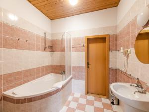 Hotel Perla Jizery *** - Hotelový pokoj - koupelna