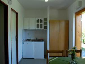 Penzion a chatky U Přehrady - chatka pro 4 osoby