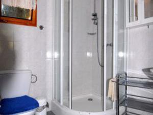 Penzion a chatky U Přehrady - koupelny v chatkách