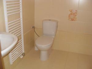 Privát Bohemia - WC, sprcha vana na pokojich