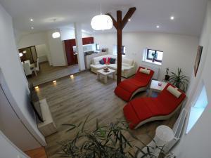 Apartmány Cechovní - Apartmán Rodina