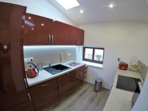 Apartmány Cechovní - Kuchyň Rodina