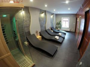 Apartmány Cechovní - Relaxační místnost se saunami