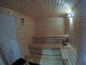 Apartmány Cechovní - Finská sauna