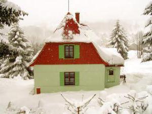 Sunny Cottage - Zima