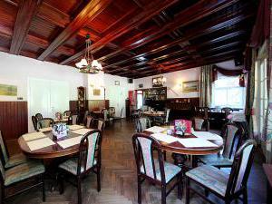 Penzion Sázavka - restaurace 1
