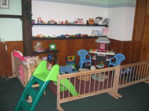 PENZION VYSOČINA - Dětský koutek