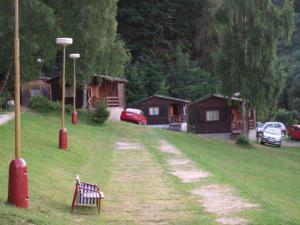 KOKY Šimanov - Areál, chaty