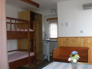 KOKY Šimanov - Chata na Šumavě interiér