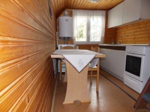 Chaty Oaza - kuchyň chata