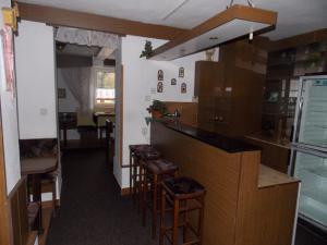 Penzion Babička - POsezení pro hosty s kuchyní