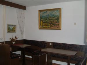 Penzion Babička - posezení