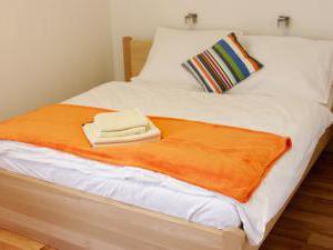 Švihák lázeňský - Pokoj č. 6 - 4-lůžkový, 2 místnosti