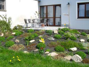 Švihák lázeňský - Zahrada