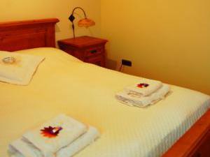 Penzion Kutna - Ložnice I. v apartmánu