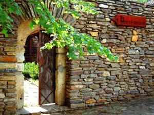 Penzion Kutna - Vstup na zahrádku penzionu
