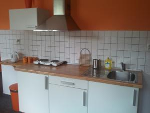 Penzion Sarmo Lázně Bělohrad - Kuchyň apartmán č.6.