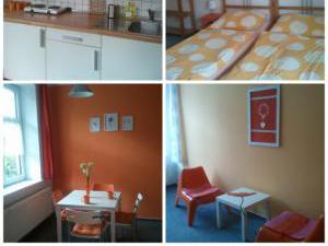 Penzion Sarmo Lázně Bělohrad - Apartmán č.6-2 ložnice.
