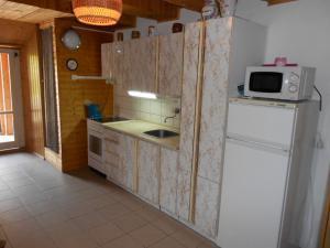 Chalupa Jílové u Držkova - Kuchyně